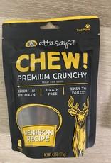 Etta Chew Crunchy Venison 4.5 oz