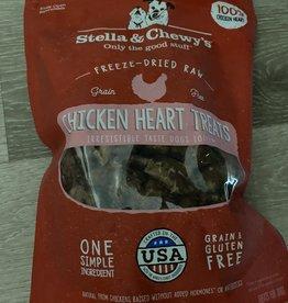 Stella & Chewys Freeze Dried Chicken Heart 11.5oz