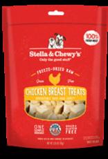 Stella & Chewys Freeze Dried Chicken Breast 3oz