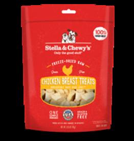 Stella & Chewys Freeze Dried Chicken Breast 2.75oz