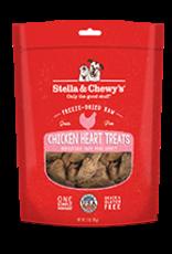 Stella & Chewys Freeze Dried Chicken Heart 3oz