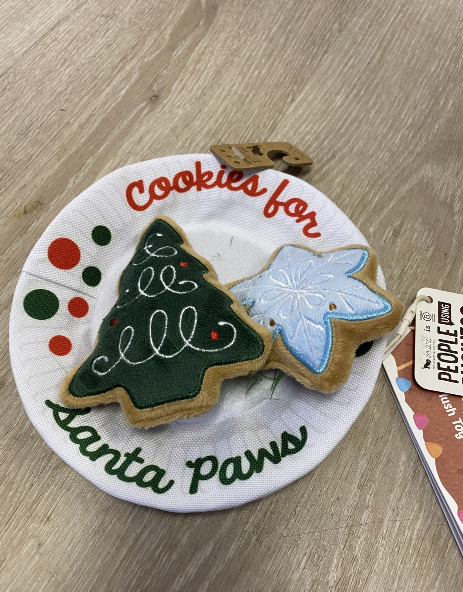 P.L.A.Y Christmas Eve Cookies Toy
