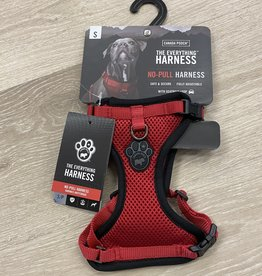 Canada Pooch Mesh Red Harness Sm