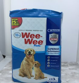 Four Paws Wee Wee Pads Standard 7pk