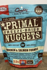Primal Cat Primal Freeze Dried Nuggets - Salmon