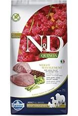 Farmina Quinoa - Weight Management 15.4lb