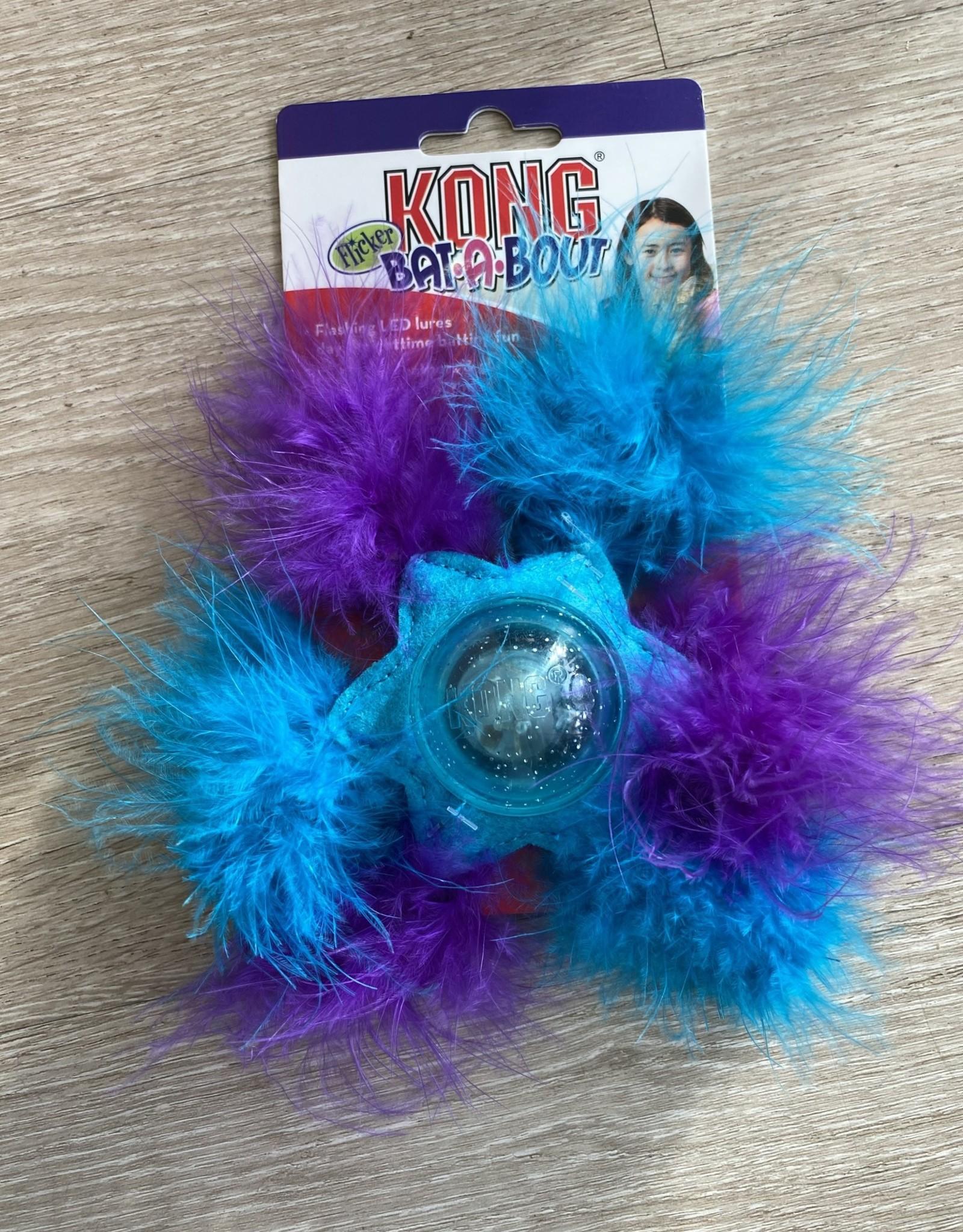 Kong Cat Batabout Flicker Flurry