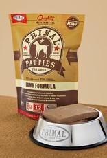 Primal Primal Frozen Patties - Lamb