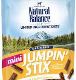 Natural Balance Mini Jumpin Stix Duck & Potato 4oz