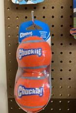 Chuck It Tennis Ball 2pk Med