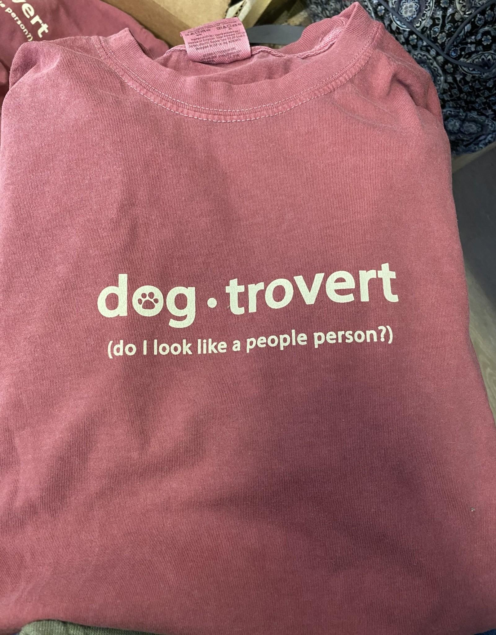 Dogtrovert t-shirt