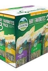 Oxbow Hay Favorites 3pk