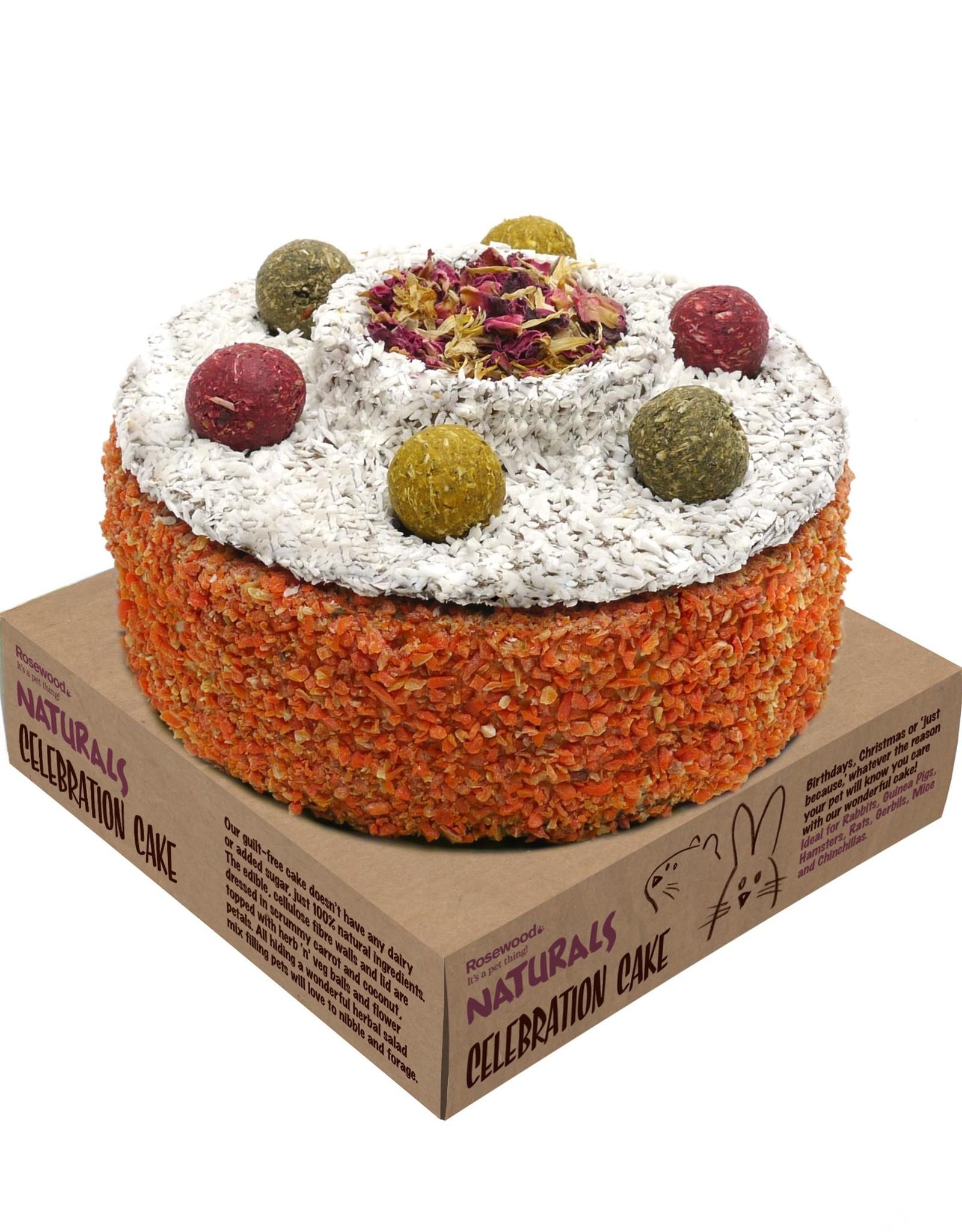 Rosewood Naturals: Celebration Cake