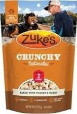 Zukes Crunchy Naturals Yogurt & Honey 9oz