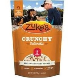 Zukes Crunchy Naturals Yogurt & Honey 9oz