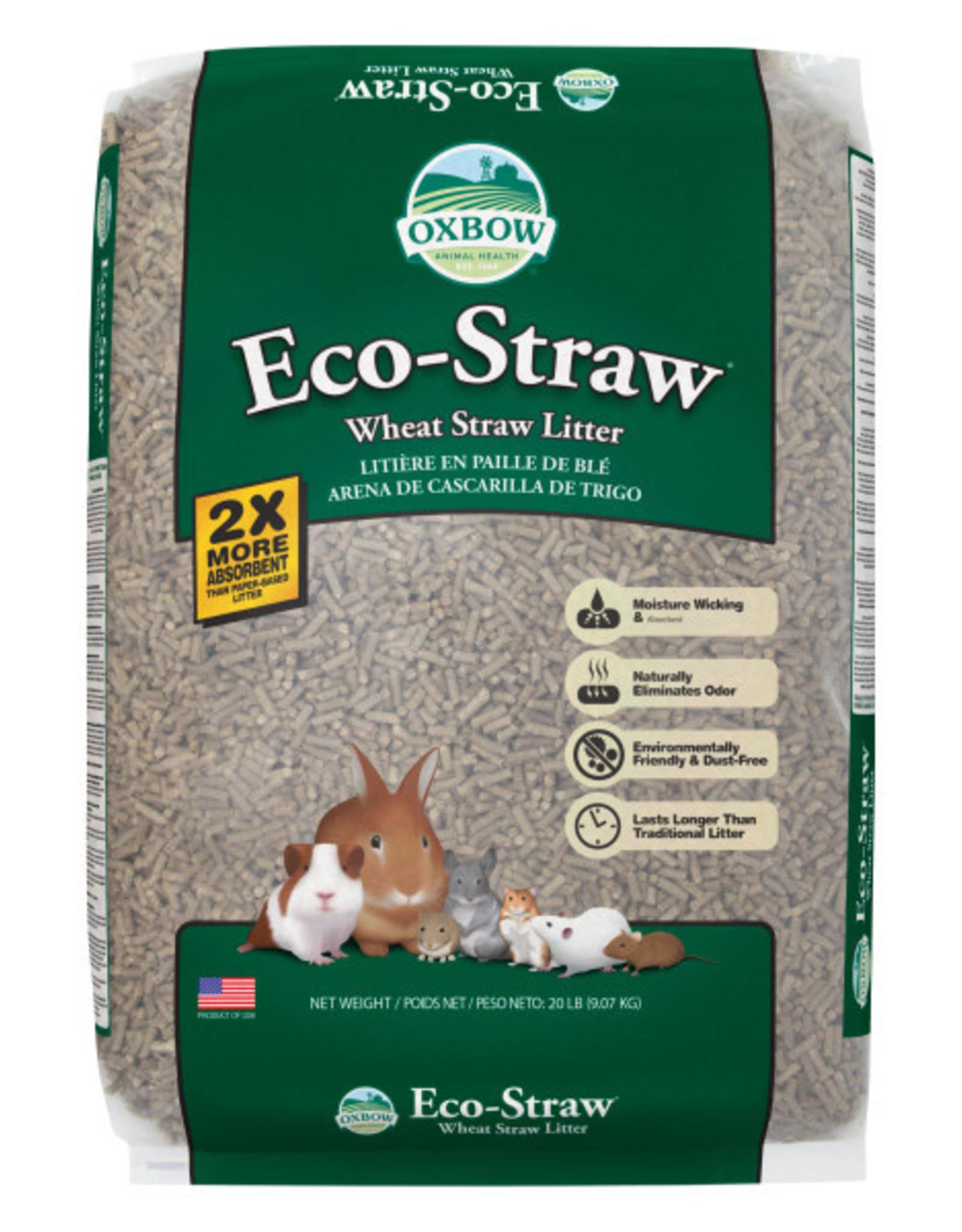 Oxbow Eco- Straw Litter 20 lbs