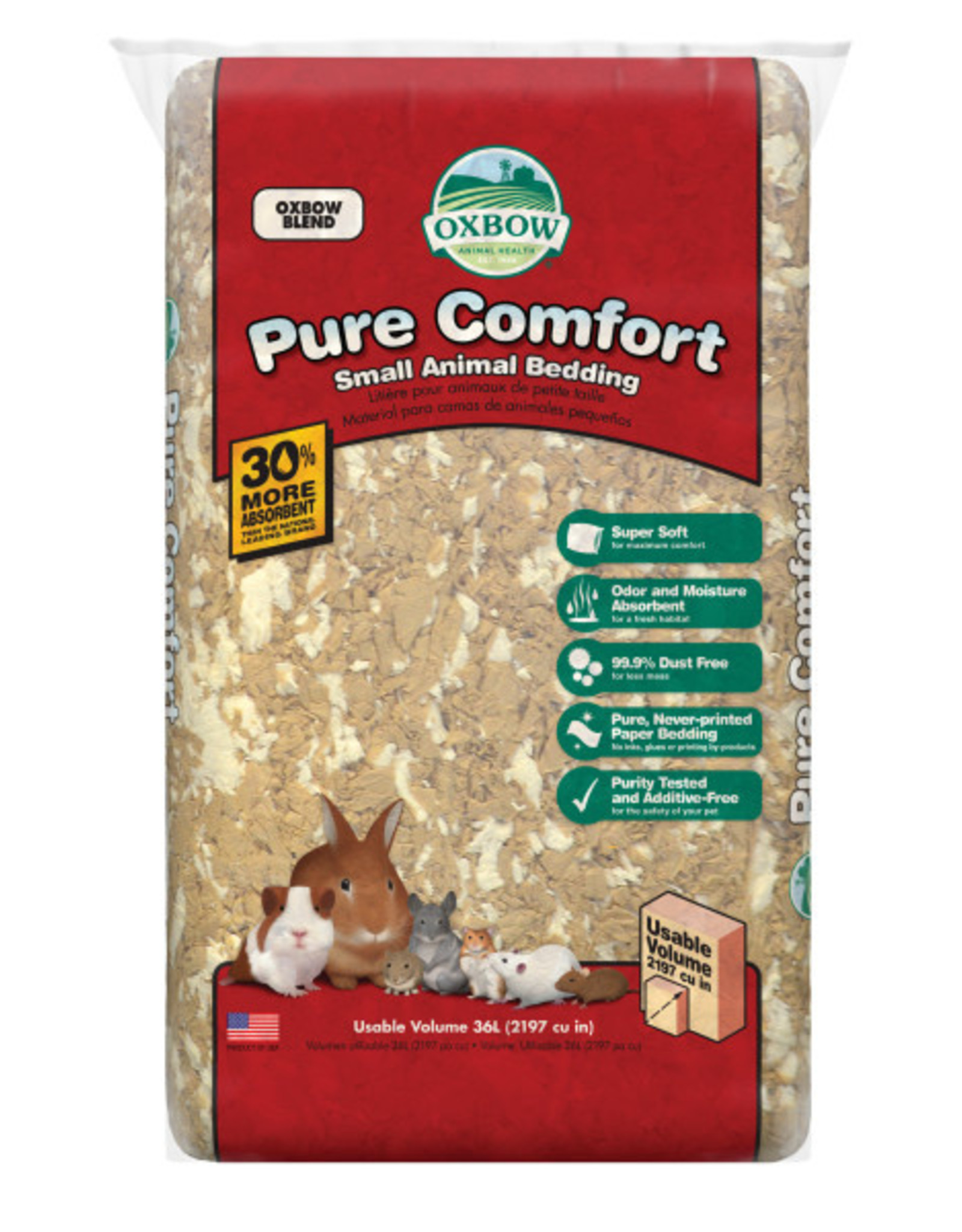 Oxbow Pure Comfort Oxbow Blend 36L
