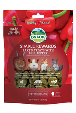 Oxbow Bell Pepper Baked Treats