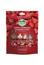 Oxbow Strawberry Treats