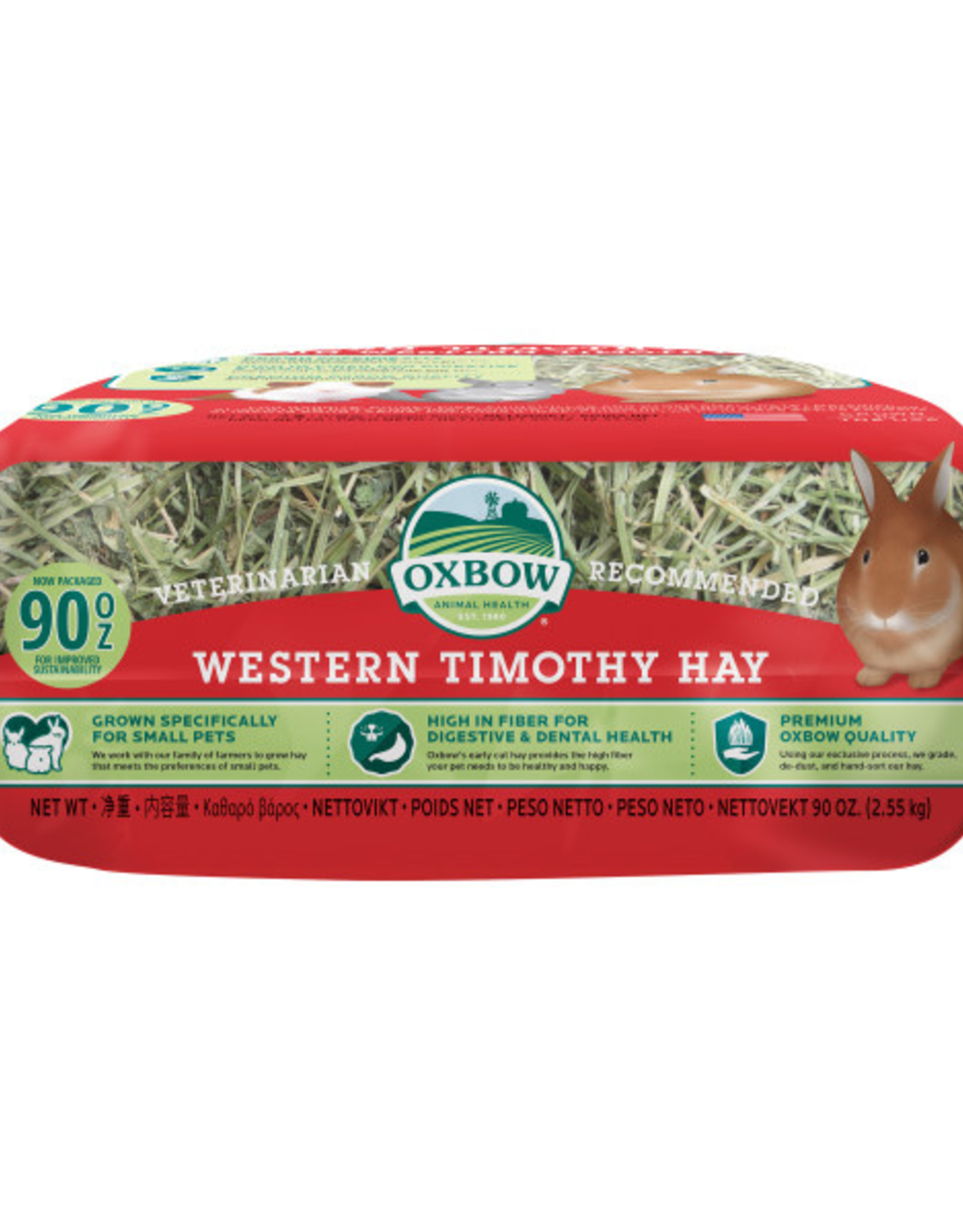 Oxbow Western Timothy Hay 90 Oz