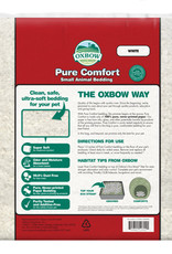 Oxbow Pure Comfort White bedding 72 L