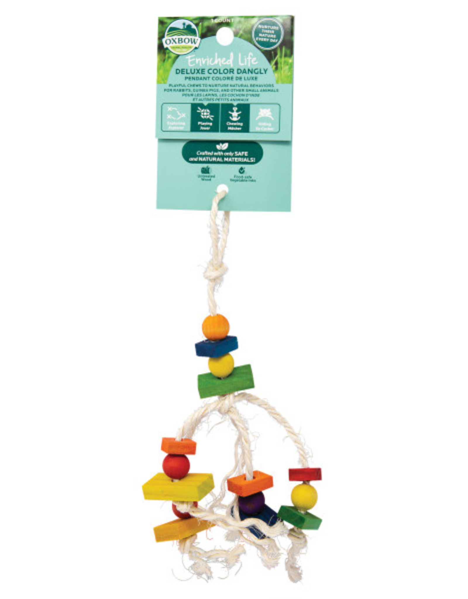 Oxbow Deluxe Color Dangly- Replacement