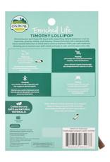 Oxbow Timothy Lollipop-Apple