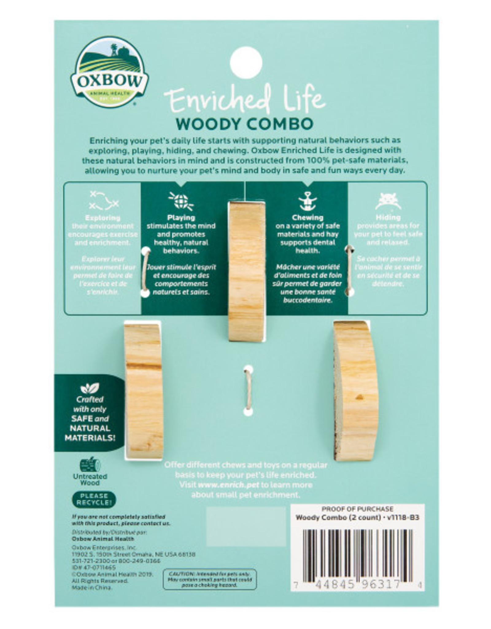 Oxbow Woody Combo