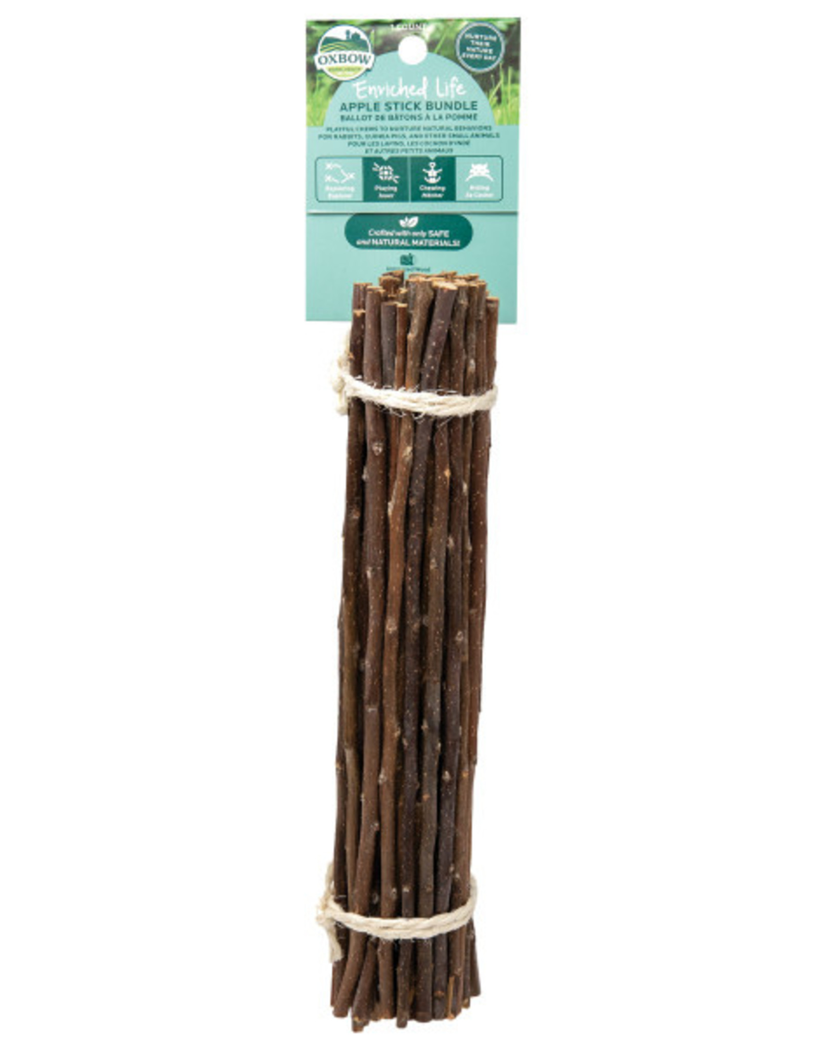 Oxbow Apple Stick Bundle