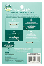 Oxbow Timothy Apples & Stix