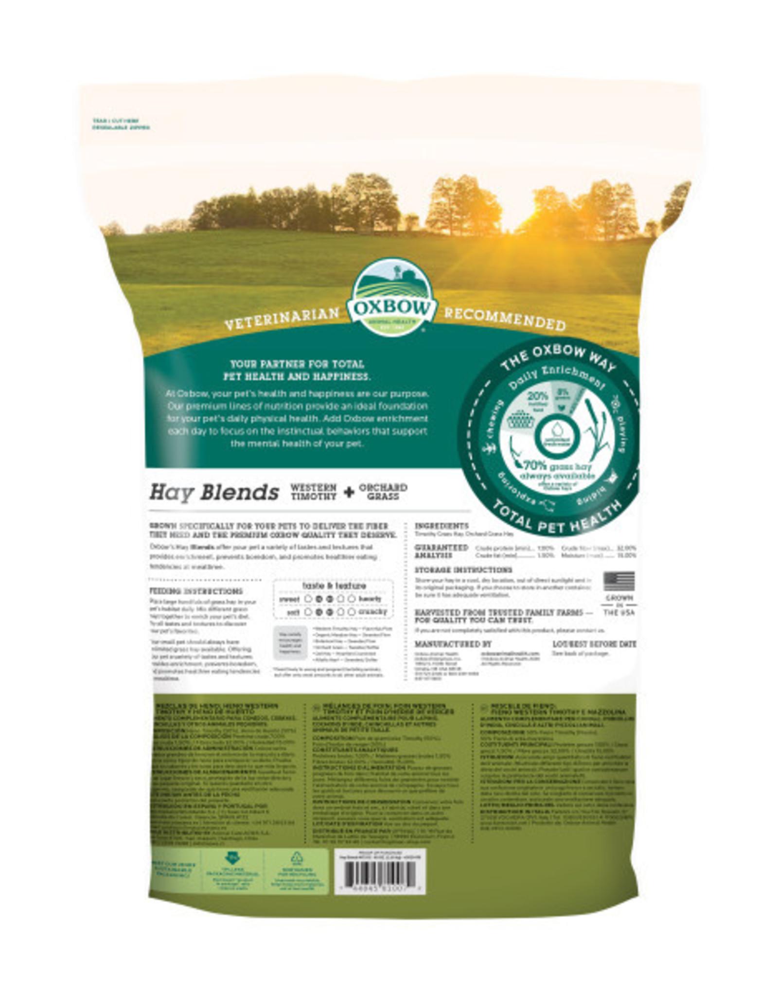 Oxbow Hay Blend 90 oz
