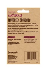 Rosewood Fenugreek Crunchies