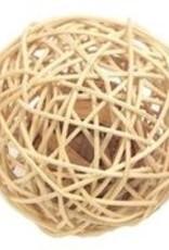 Rosewood Rattan Wobble Ball