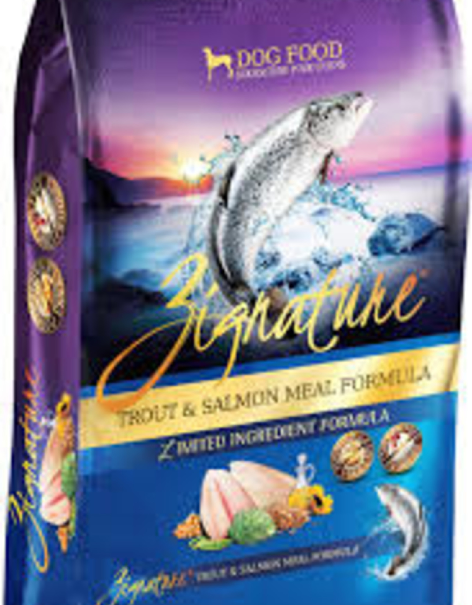 Zignature Trout & Salmon  25 lbs
