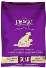 Fromm Gold-Small Breed Adult- 5lb