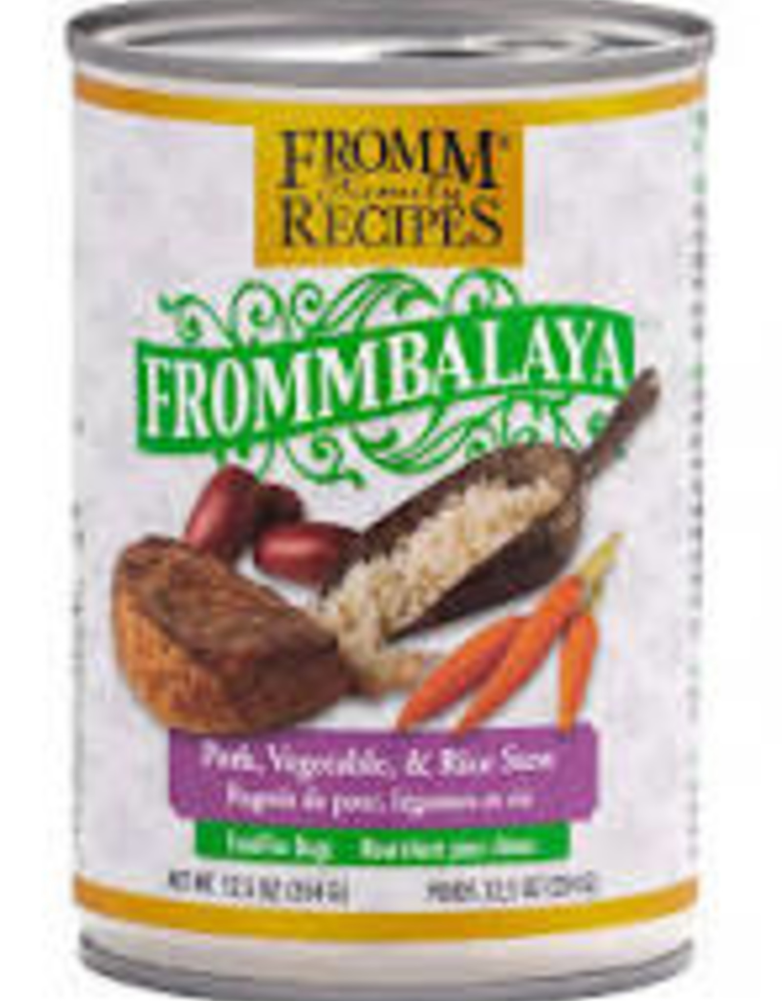 Fromm Frommbalaya Pork