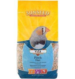 Sunseed Vita Finch Diet 2.5 lbs