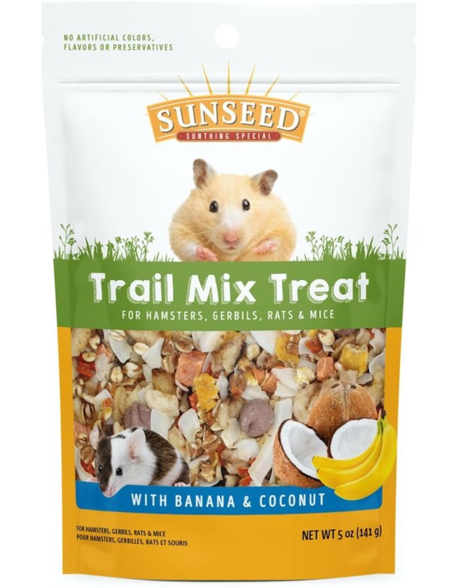 Sunseed Banana Coconut Trail Mix Treat
