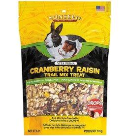 Sunseed Cranberry Raisin Trail Mix Treat