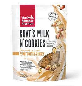 Honest Kitchen Goat Milk Cookies PB&Honey 8oz