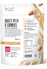 Honest Kitchen Goat's Milk Cookies PB&Honey 8oz