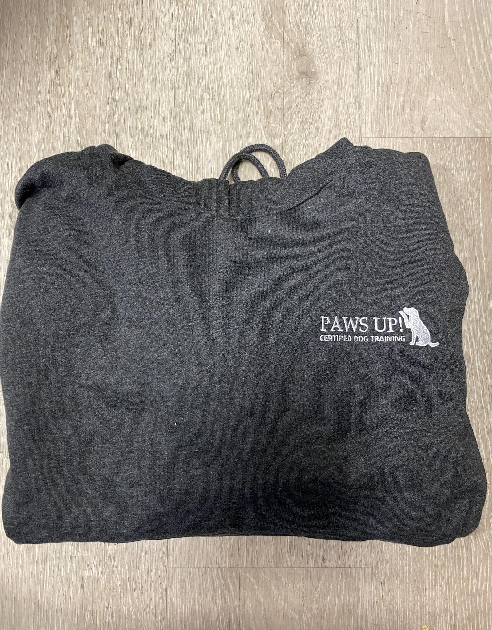 Paws Up Logo Hoodie-Embroidered