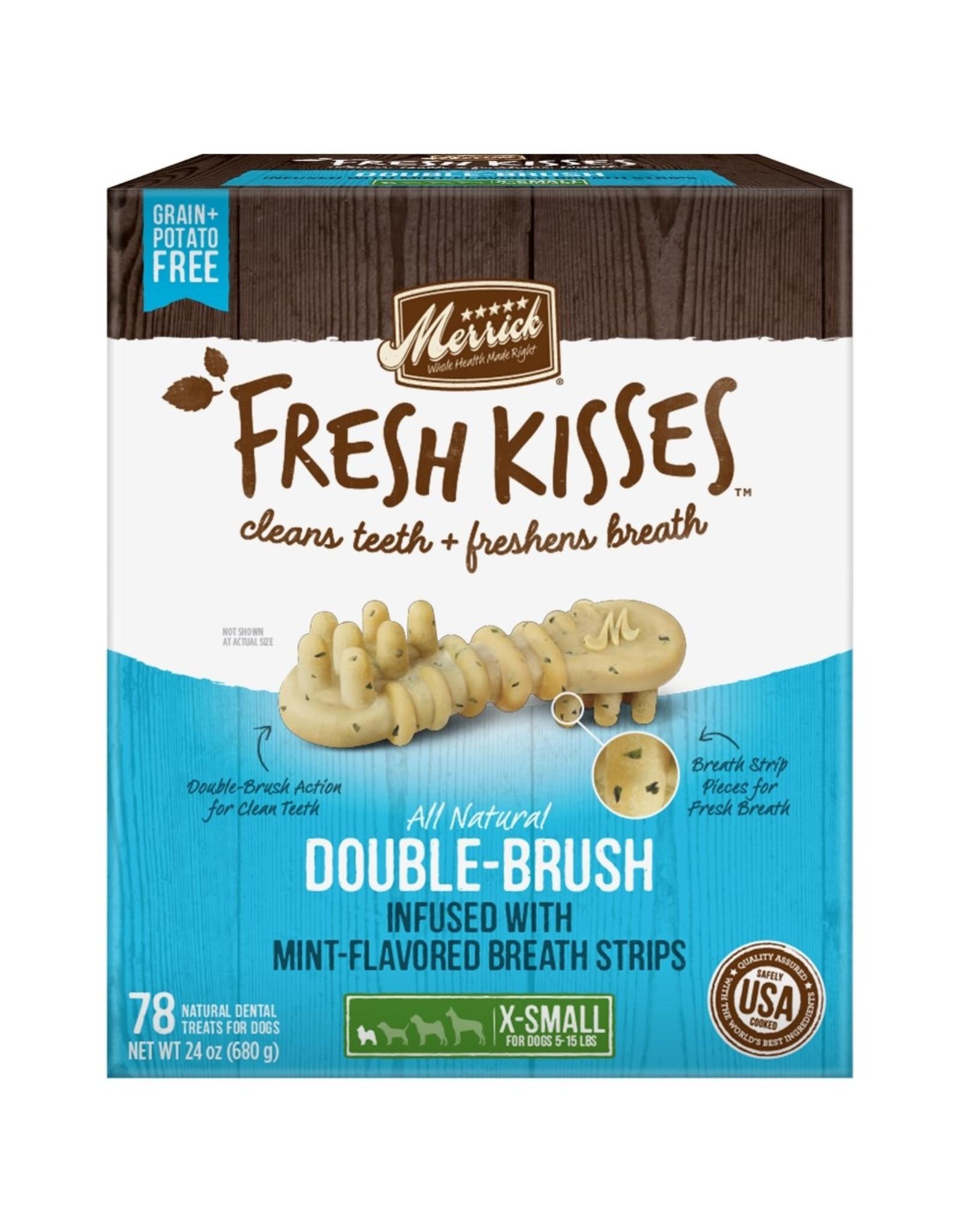 Merrick Fresh Kisses Mint (XS) 78 count
