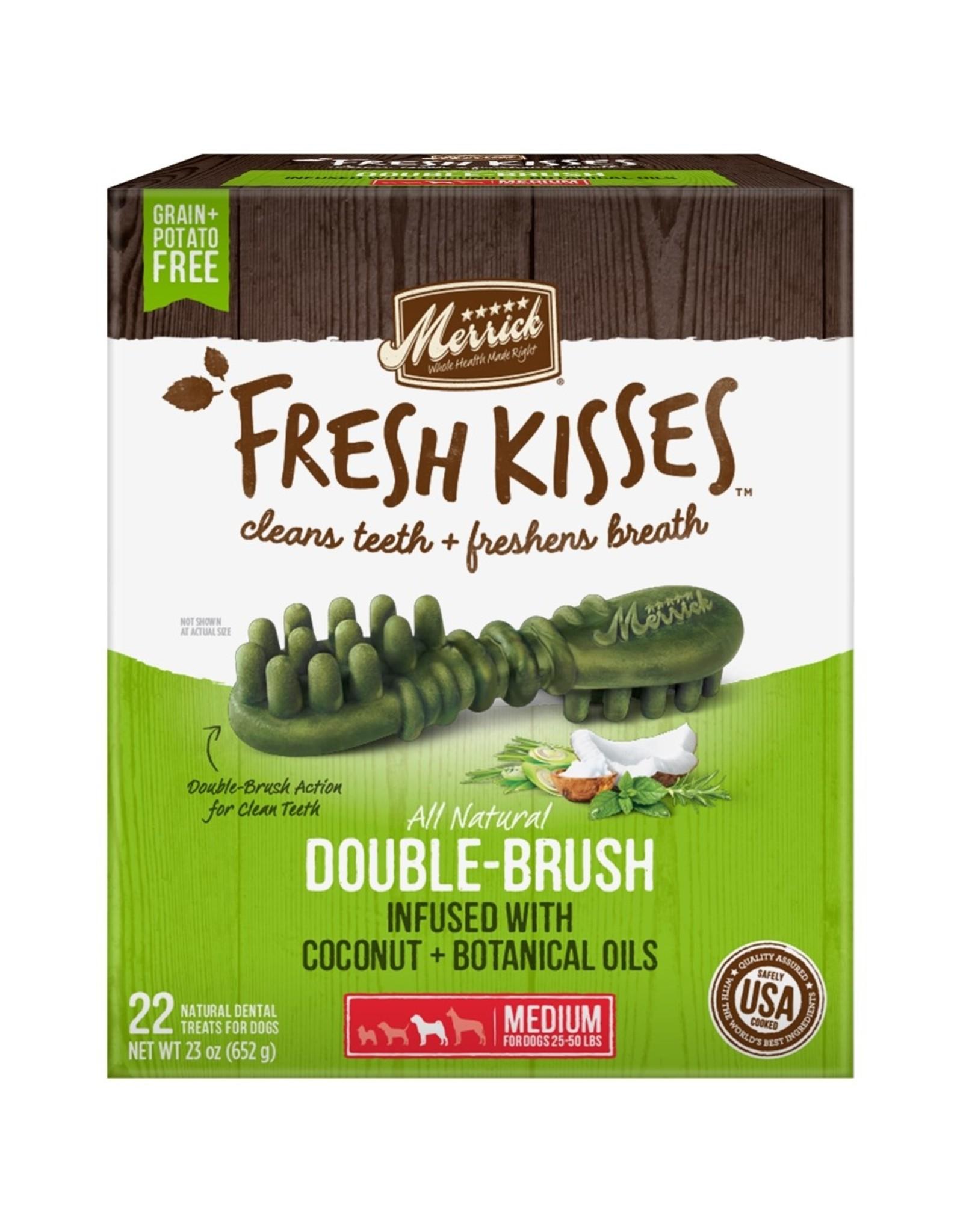 Merrick Fresh Kisses Coconut (MED) 22 count