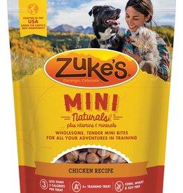 Zukes Mini Naturals Chicken Treats 6oz