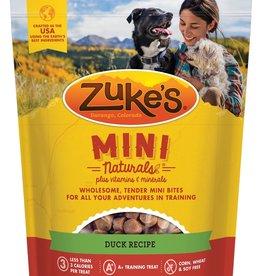 Zukes Mini Naturals Duck Treats 6oz