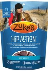 Zukes Hip Action Treats - 6 oz beef