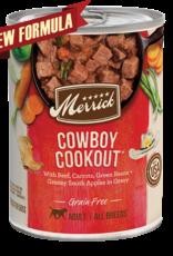 Merrick Cowboy Cookout Can (GF)