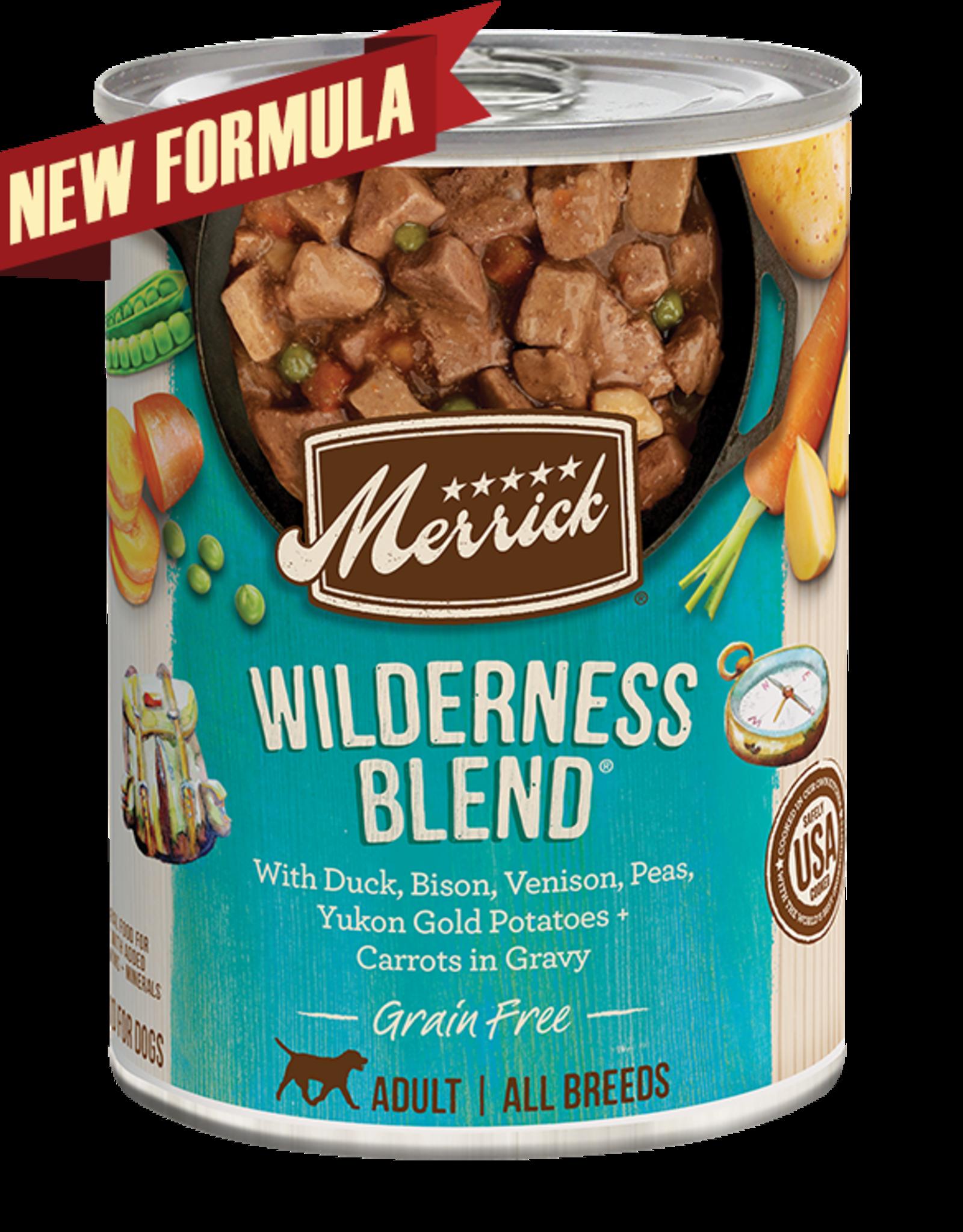 Merrick Wilderness Blend Can (GF)
