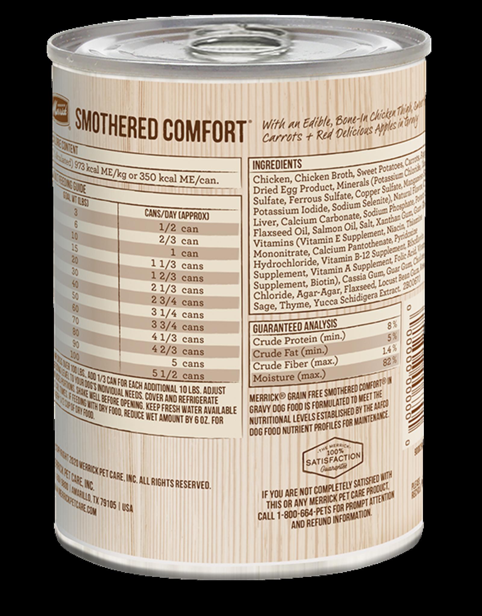 Merrick Smothered Comfort Can (GF)